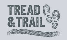 tread and trail