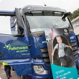Palletways Fun Day