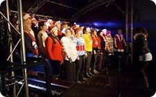 carols at the castle 2017