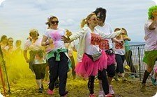 rainbow run swansea 2017