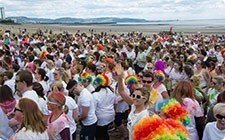 rainbow run - swansea