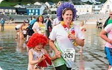 rainbow run - pendine