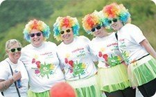 rainbow run tredegar 2016